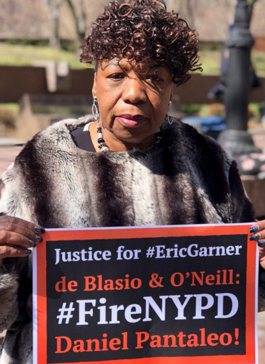Justice for Eric Garner | Communities United for Police Reform
