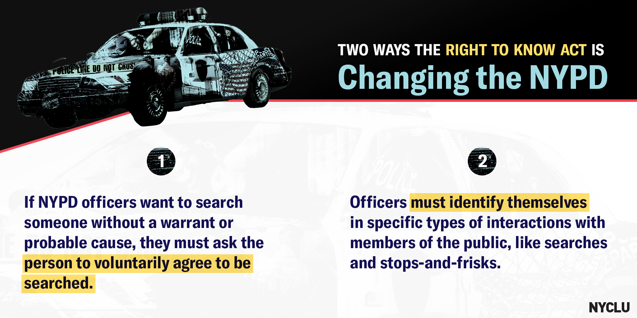 Right To Know Act | Communities United for Police Reform