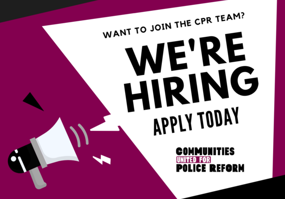 5 New Job Opportunities Within The CPR Team