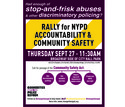 September 27 Rally Flyer